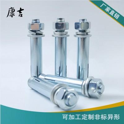 永年厂家直销 不锈钢膨胀螺栓 镀锌膨胀栓