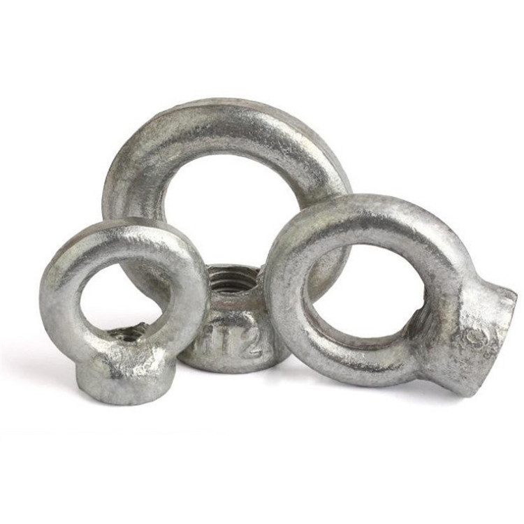 永年厂家直销 国标镀锌吊环螺母
