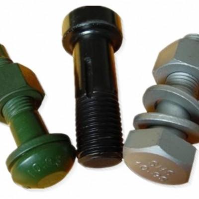 永年厂家10.9S级钢结构扭剪型螺栓 m20圆头连接副螺栓