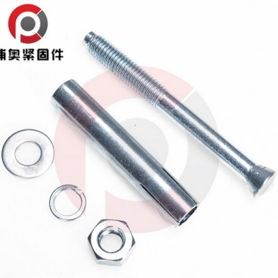 永年厂家直销膨胀螺丝 M6-M24膨胀螺栓 外膨胀