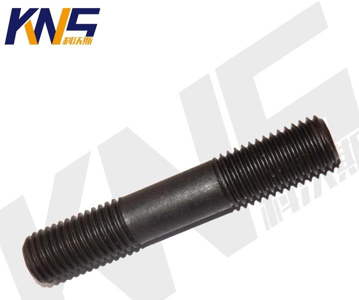 永年厂家8.8级双头螺栓 35Crmo高强度高压双头螺栓螺杆
