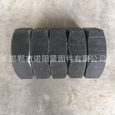 永年厂家直销高强度8级发黑六角螺母