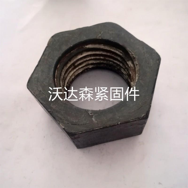 永年厂家热打毛螺母细扣反扣加厚加大孔扁母