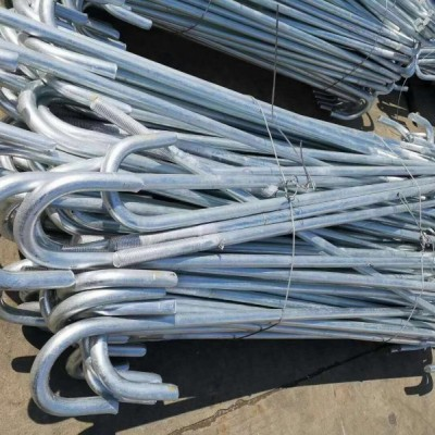 永年厂家地脚螺栓 预埋紧固件 7字螺栓 9字螺丝