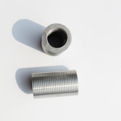永年厂家钢筋直螺纹连接套筒 钢筋套筒