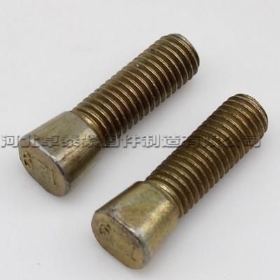 永年厂家五金 螺丝 螺栓螺母数控车件异形螺钉