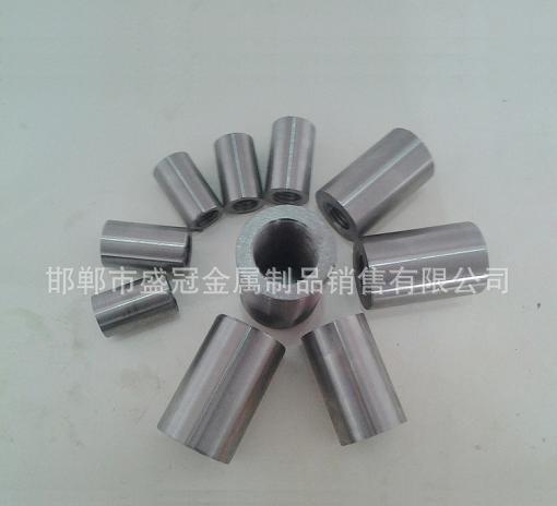 永年厂家国标钢筋套筒 钢筋连接套筒