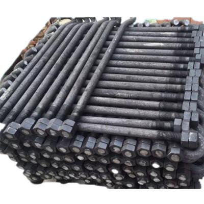 永年厂家高强度9字地脚螺栓预埋件 235L型7字铁塔