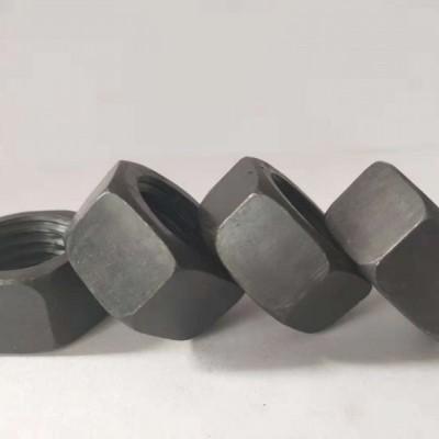 永年厂家现货销售 热镀锌国标螺母M6-M100厂家直销