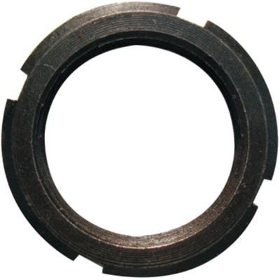 永年厂家国标非标圆螺母 自锁止退圆螺帽 开槽圆螺母
