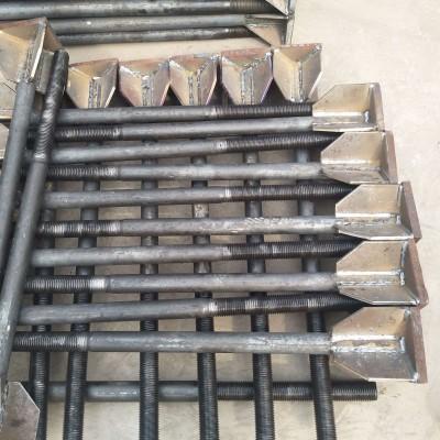 永年厂家现货地脚螺栓 锚板地脚螺栓 价格优惠