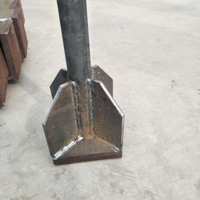 永年厂家现货地脚螺栓 定做各种地脚螺栓锚板