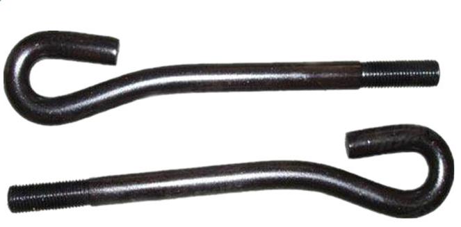永年厂家现货 定做 各种7字/9字勾地脚螺栓