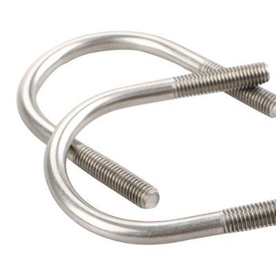 永年厂家方形U型螺栓U型卡方形卡U型丝订做异型件异型勾件