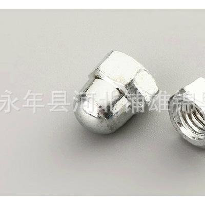 永年厂家批发零售 优质螺母 过通规 一体盖母