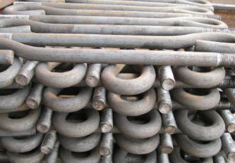 永年厂家地脚螺栓 热镀锌地脚螺丝 高强度地脚螺栓 预埋件