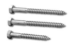 永年厂家 自攻螺栓 外六角半牙木螺丝 M6 M8 M10