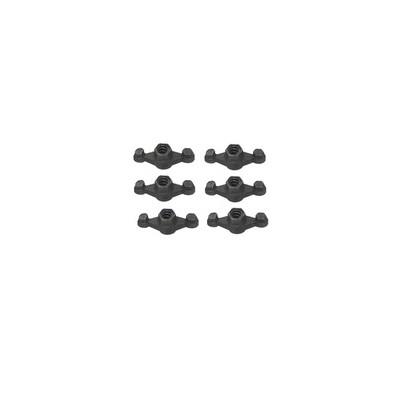 永年厂家 山型母 铸铁圆盘螺母