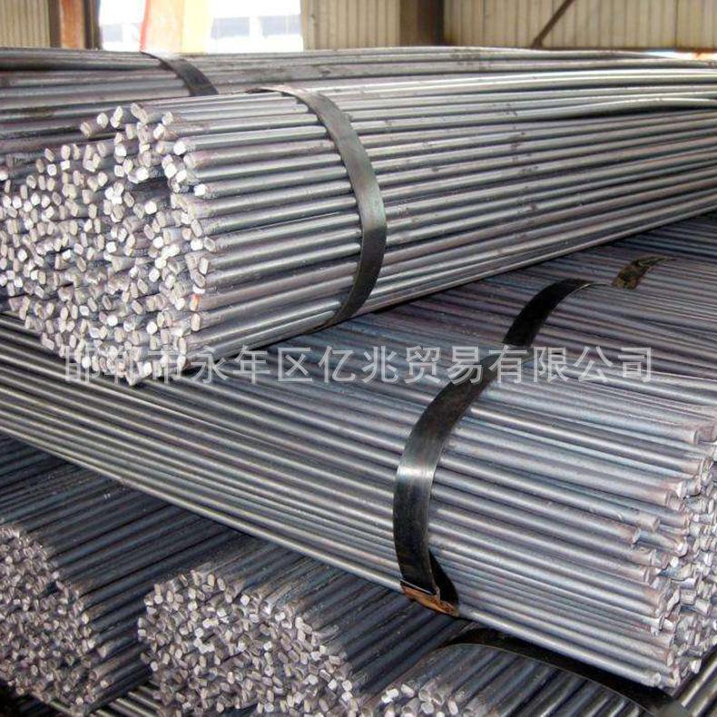 永年厂家螺纹钢筋 HRB400螺纹钢筋 25mm带肋钢筋