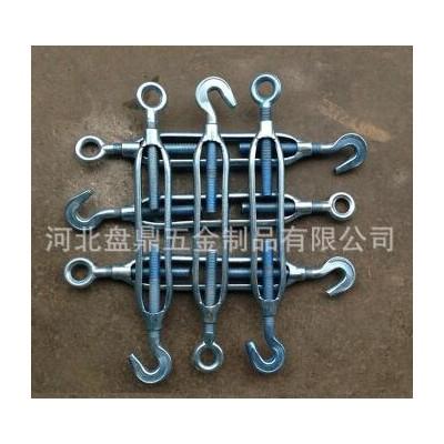 永年厂家 304不锈钢花兰 45# 钢丝绳收紧器 花兰螺栓