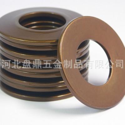 永年厂家耐高温碟型弹簧垫圈 弹簧冲压底片 定做国标非标蝶簧