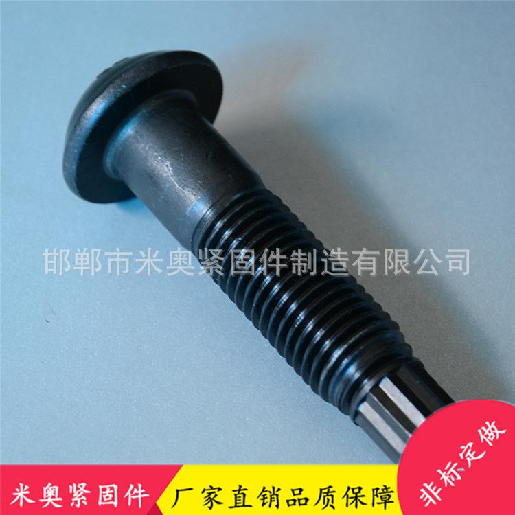 永年厂家10.9S钢结构螺栓 钢结构连接副