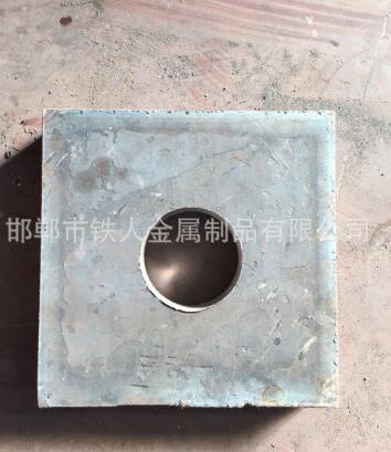 永年厂家热镀锌方垫 电镀锌方垫 不锈钢平垫