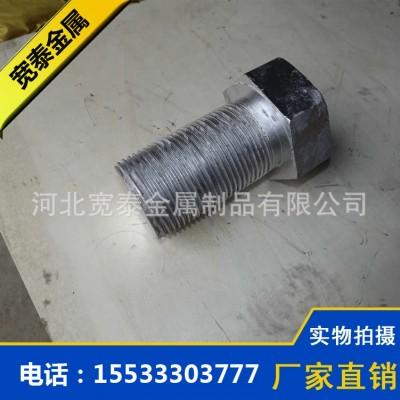 永年厂家热镀锌 外六角地塔建筑螺栓 地铁螺栓