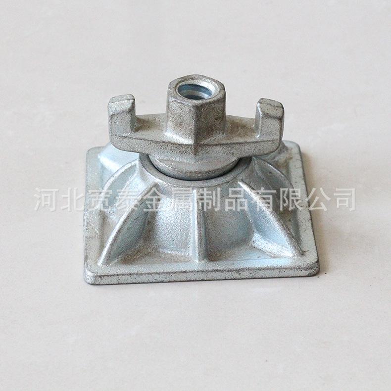 永年厂家专业生产 建筑专用方盘螺母