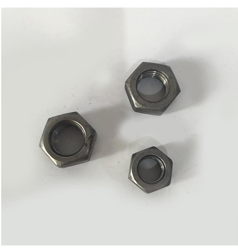 永年厂家镀锌六角螺母 各种规格螺母 六角螺母