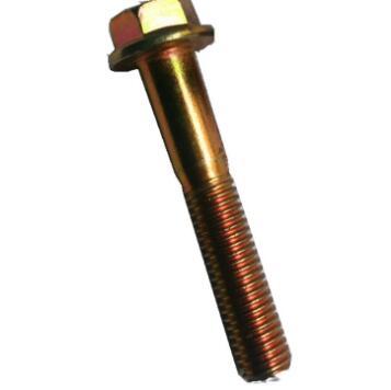 永年厂家镀锌外六角螺栓8.8级M 12*80