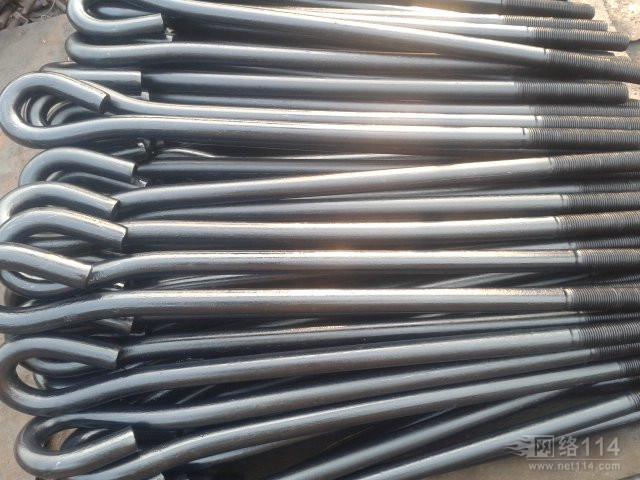 永年厂家专业定做M20--M80地脚螺栓 双头螺栓
