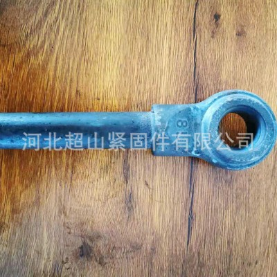 永年厂家带孔活节螺栓 不锈钢活节