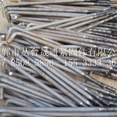 永年厂家地脚螺栓 预埋 热镀锌 M24 焊接 高强度