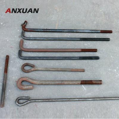 永年厂家直销 国标地脚螺栓 7字型地脚螺丝