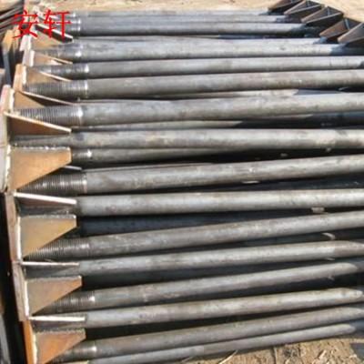 永年厂家脚螺栓热镀锌Q235/Q345B预埋件GB/