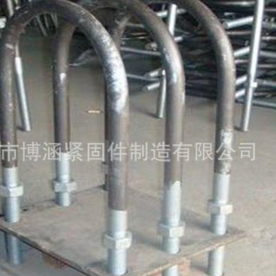 永年厂家直销 地脚螺栓 桥梁预埋件 限高架地脚螺栓