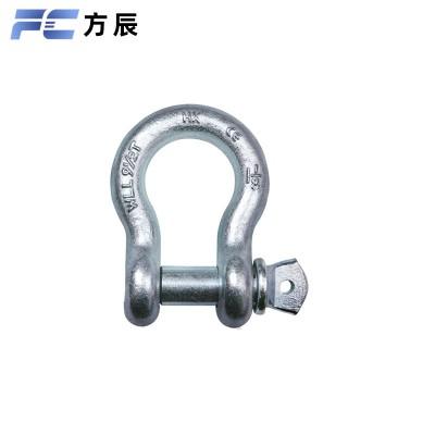 永年厂家不锈钢起重卸扣 索具 D型卸扣弓形卸扣链条连接扣