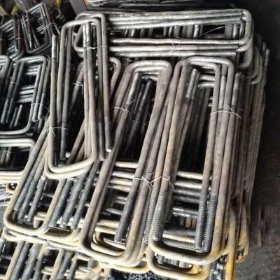 永年厂家U型螺栓可配套定做紧固件