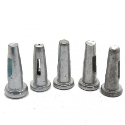 永年厂家铝模板销钉销片 建筑铝模板加长销钉空心铝膜板定位销