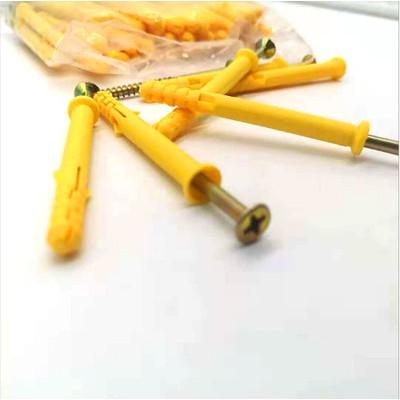 永年厂家 塑料膨胀螺栓 塑料胀钉 尼龙膨胀栓 膨胀管