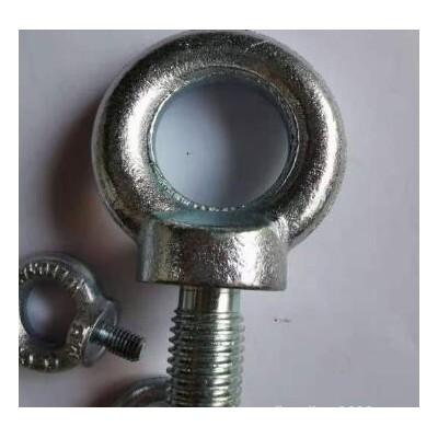 永年厂家国标加长吊环 镀锌吊环 德标吊环