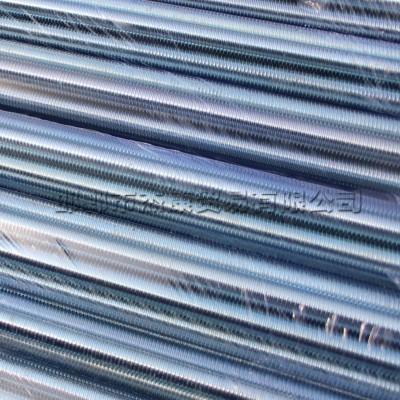 永年厂家国标镀锌全牙1-3米丝杠全螺纹高强度丝杆