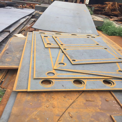 永年厂家 国标平垫圈方垫 热镀锌幕墙配件打孔切割钢板图纸定制