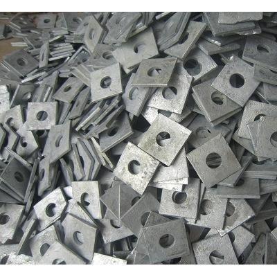 永年厂家铁片3-16MM厚方垫片,圆垫片,可订做规格