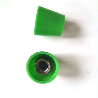 永年厂家绿色连接螺母