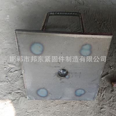 永年厂家镀锌钢板 防落梁挡块 建筑预埋件