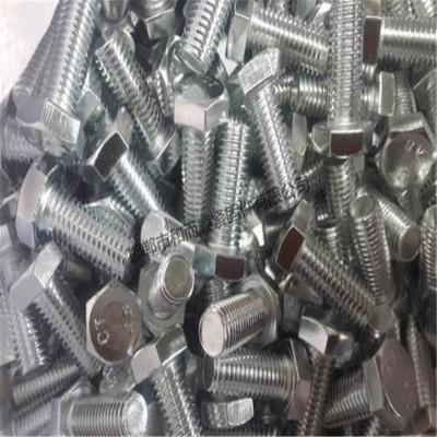 永年厂家光伏螺丝 热侵锌螺丝 达克罗螺栓 出厂的价格