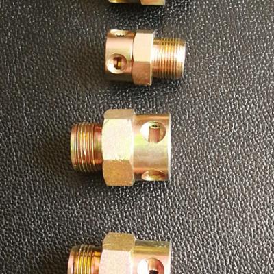 永年厂家优惠 接头接头座 液压接头碳钢