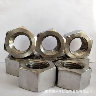 永年厂家不锈钢系列螺母